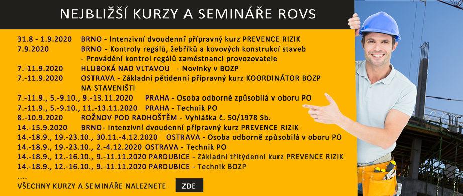 http://www.rovs.cz/image/Nejbližší kurzy a semináře ROVS
